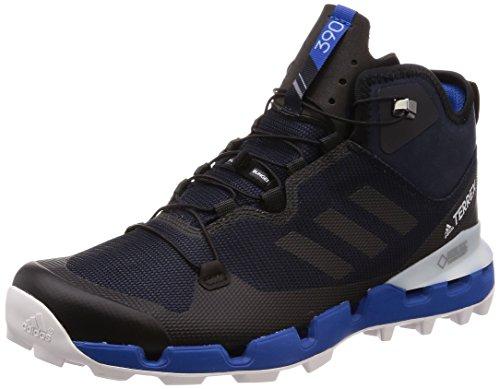 adidas Herren Terrex Fast MID GTX-Surround Trekking- & Wanderstiefel, Mehrfarbig (Tinley/Negbás/Belazu 000), 44 EU