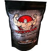 Erbsenprotein Isolat 80% Pures Protein 1Kg - BESTER Geschmack in Europa - Ideal für Verganer und Vegetarier - Vier LECKERE Geschmacksrichtungen! (Mit Sucralose) (Vanilla)