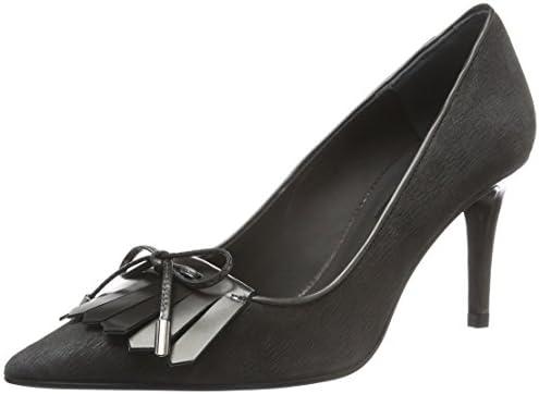 Zinda 2661, Zapatos de Tacón con Punta Cerrada para Mujer