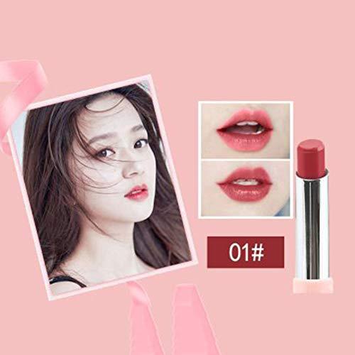 Feuchtigkeitsspendende Feuchtigkeitsspendende Lippenstift (WEINANA Alili Matte Feuchtigkeitsspendende Lippenstift Kosmetik Make Up Fashion für Frauen Lady)