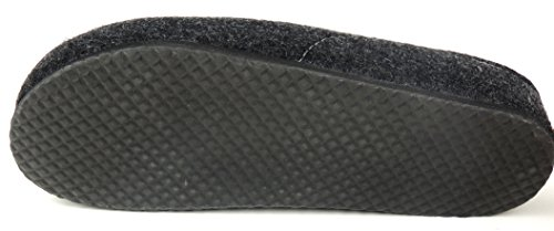 TOFEE , Chaussons pour homme Anthracite