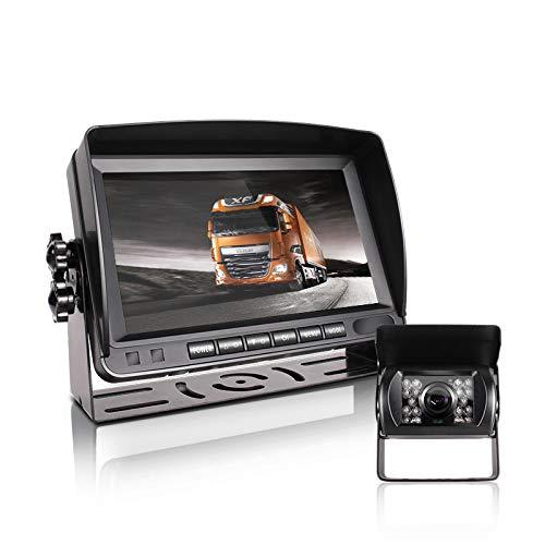 U Stand Alone Sonnenschutz 1024 * 600 Auflösung LCD TFT 7 Zoll Auto Monitor,A Lcd Stand Alone Monitor