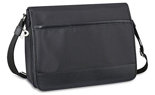 Picard S'Pore Messenger Bag Ventiquattrore 35 cm scomparto Laptop Nero