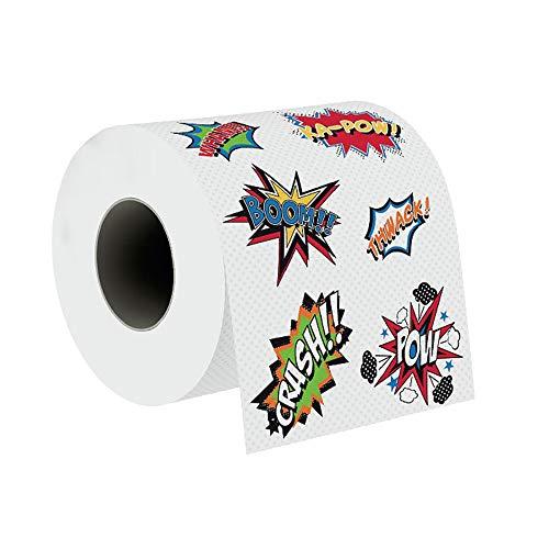 Superhero Toilettenpapier