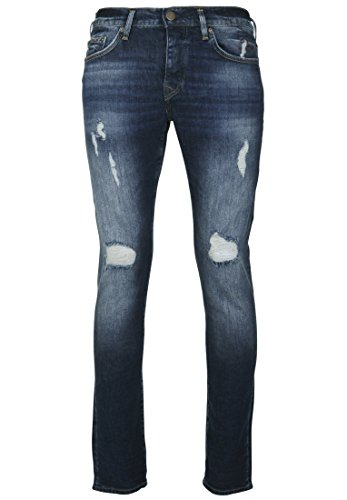 True Religion Herren Jeans New Rocco Stickereien