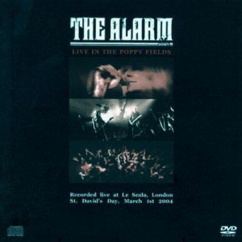 Live in the Poppy Fields: +DVD by Alarm