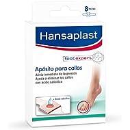 Hansaplast Apósitos para Callos, Cuidado de Pies - 8 Unidades