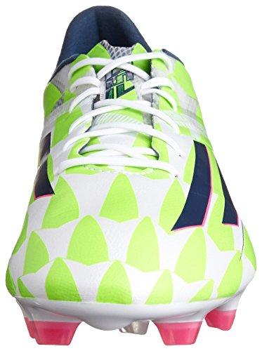 Adidas F50 adizero FG Boots Core White M17679 Grün