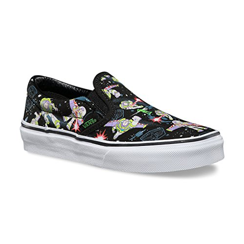 Vans Unisex-Kinder Slip-On Low-Top (Toy Story) Buzz Lightyear/True White