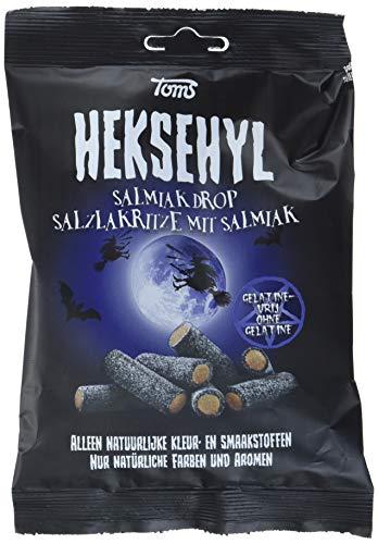 TOMS Heksehyl Salzlakritze mit Salmiak, 14er Pack (14 x 150 g)