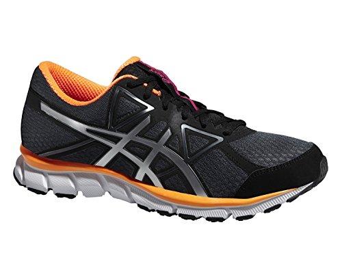Schuhe GEL Attract 3Graphit/Silver/Nektarine锟�?nbsp;Asics Grau - grau