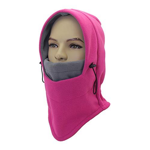 TOOMD Windproof Skimaske Thermal Hood Schwergewicht Winter Warm Motorrad Face Cover Hut Für Herren Und Frauen Windproof Neck ()