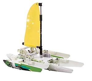 Lisciani Catamaran CONSTRUCCIONES - Stem Technics 5 en 1 Les Catamaranss-73337 73337