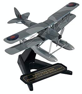 Herpa 8172tm009DH Tiger Moth Float Plane Royal Navy t7187, avión