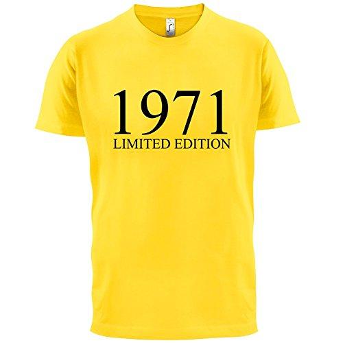 1971 Limierte Auflage / Limited Edition - 46. Geburtstag - Herren T-Shirt -