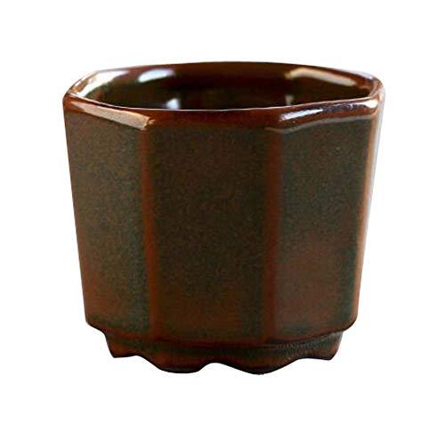 100 ml Black Pottery Teacup, Tasse im japanischen Stil, 1 PC Keramik-Teeschale, C01 100% Keramik