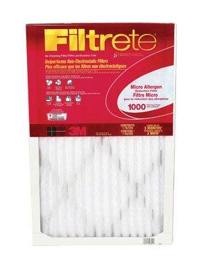15x 20x 1, Filtrete Micro Allergen Air Filter, Merv 11, von 3M -