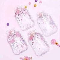 Kirschdruck Wärmflasche Tasche Kleine Tragbare Wärmflaschen Handwärmer Wasser Einspritzung Aufbewahrungstasche preisvergleich bei billige-tabletten.eu