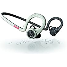 Plantronics BackBeat Fit II - Auriculares deportivos inalámbricos, color gris