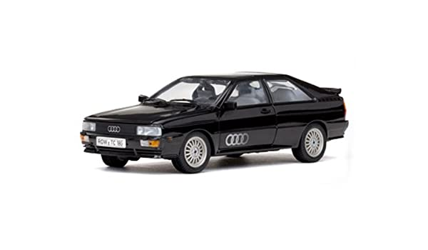 Buy 1981 Audi Quattro Coupe Black 1 18 By Sunstar 4151 Online At Low Prices In India