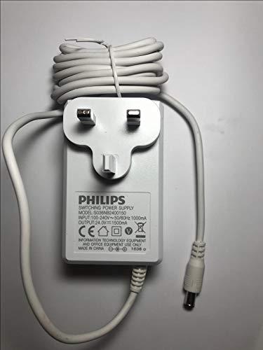 Philips CP9965/01 Lumea Essential Adapter für Skincare System, 24 V, 1,5 A