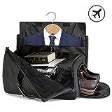 Duffle Bag indumento Bag Carry on weekend borsa Flight Bag per la palestra di sport di viaggio
