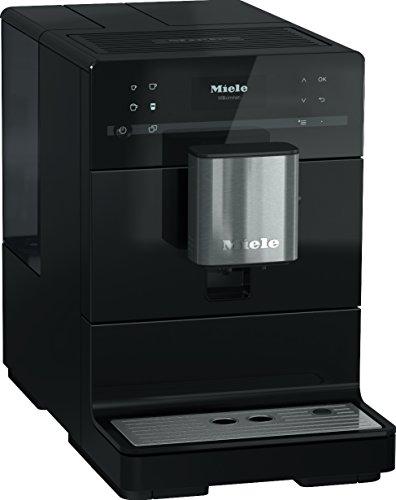 Miele CM 5300 OBSW Macchina per Caffe, 240 V, 1450 W, Nero