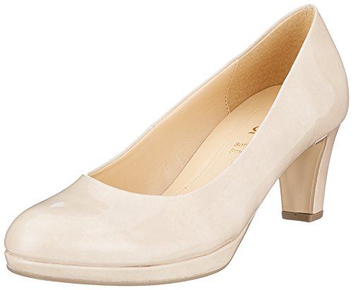 Gabor Shoes Damen Fashion Pumps, Beige (Sand), 39 EU