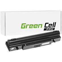 Green Cell® PRO Extended Serie Batería para Samsung NP300E5A NP300E5C NP300E5E NP300E7A NP300V5A NP305E5A NP305E7A NP305V5A NP310E5 Ordenador (Las Celdas Originales Samsung SDI, 9 Celdas, 7800mAh, Negro)