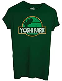 T-Shirt Yoshi Jurassic Park - Jeux By Mush Dress Your Style
