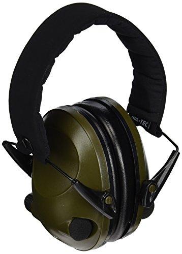 Mil-Tec Gehörschutz Aktiv OLIV
