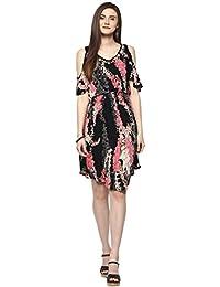 Taurus Women's Shift Knee-Long Dress