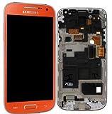 Samsung Mea Front Octa LCD Ersatz-Display Galaxy S4Mini GT-i9195orange