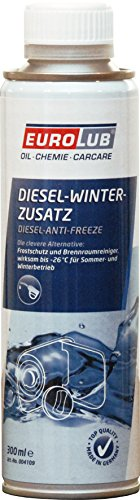 EUROLUB EAP 320 DIESEL-WINTERZUSATZ, 300 ml
