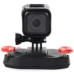 XCSOURCE vaporeuse flotteur Couvercle de protection Boîte Étui pour caméra GoPro Hero 4 Rouge Session OS459