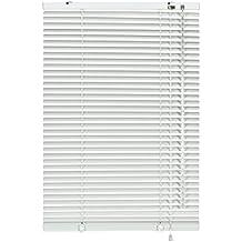 Gardinia Deco Company Veneziana in Alluminio, per Privacy, Bianco, 135 x 175 cm