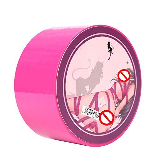 DaySing Jouets sexuels Corde électrostatique d'adhérence de contrainte d'adhésif de Ruban adhésif de Colle de 15mMaillot de Bain Chemise Bik