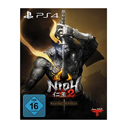 Nioh 2 - Special Edition [PlayStation 4]