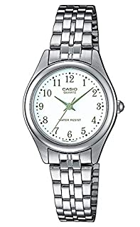 Casio Montre Femme Analogique Quartz avec Bracelet en Acier Inoxydable - LTP-1129PA-7B (B00K1582UE) | Amazon price tracker / tracking, Amazon price history charts, Amazon price watches, Amazon price drop alerts
