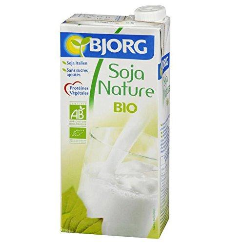 BJORG Boisson Soja Nature Bio 1l