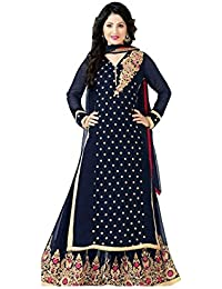 Fab Zone Semi Stitched New Arrival Bollywood Collection Party Wear Casual Wear Branded Salwar Suit ( FGKNB1001 )