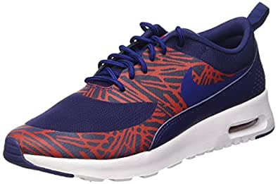 Nike Women's Air Max Thea Print Running Shoes: Amazon.co