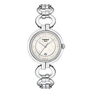 Tissot TISSOT FLAMINGO DIAMANT T094.210.11.116.00 Reloj de Pulsera para