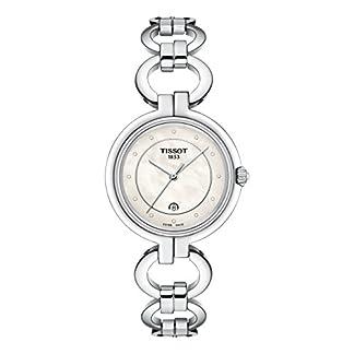 Tissot TISSOT FLAMINGO DIAMANT T094.210.11.116.00 Reloj de Pulsera para mujeres