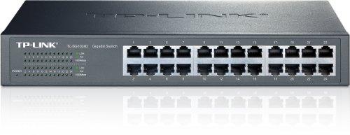 TP-Link TL-SG1024D - Switch sobremesa/Bastidor 24