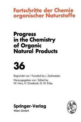 [(Fortschritte der Chemie Organischer Naturstoffe / Progress in the Chemistry of Organic Natural Products)] [Contributions by C. W. J. Chang ] published on (October, 2013)