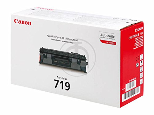 Preisvergleich Produktbild Canon original - Canon LBP-251 dw (719 / 3479 B 002) - Toner schwarz - 2.100 Seiten