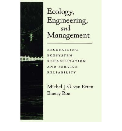 Free Ecology Engineering And Management Reconciling