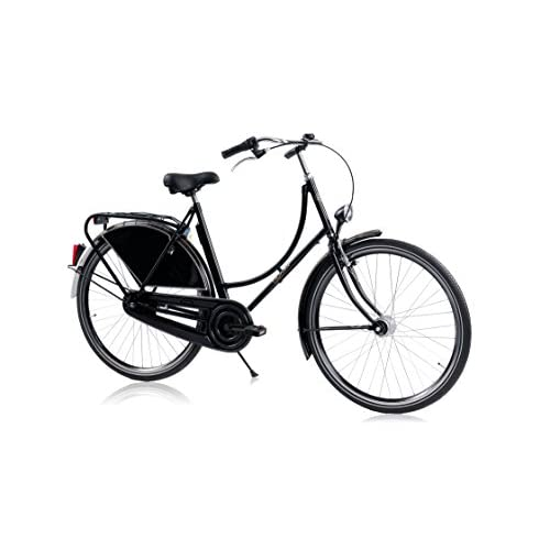 41o5AjShR3L. SS500  - HOLLANDER, classic Dutch bike, black, single-speed, frame size 56cm