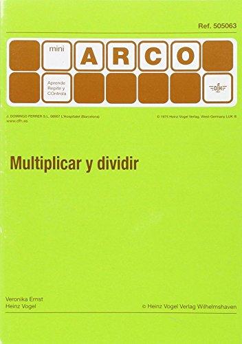 Multiplicar y dividir por Veronica^Vogel, Heinz Hernst